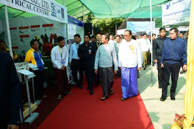 Exhibition Events from KNM 2